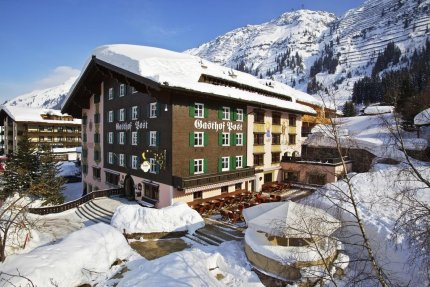 Hotel Post Lech Skinet