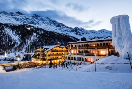 Hotel Paradies Pure Mountain Resort Skinet