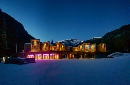 Hotel CampZero Active & Luxury Resort Skinet